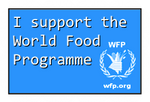 I Support the WFP Stamp