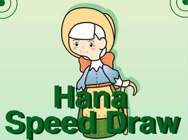 Hana Speed Draw [Harvest Moon: A New Beginning] by xVanyx