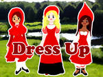 Little Red Riding Hood Dress Up Game
