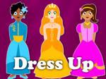 Princess Dress Up Game (mobile friendly)