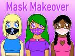 Mask Makeover Game