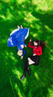 Tohsaka Rin by IsisBlueFire 6
