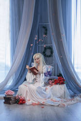 Kyoko Mogami (Angel version) 4 by Isis Blue Fire