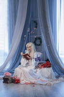 Kyoko Mogami (Angel version) 4 by Isis Blue Fire by IsisBlueFire