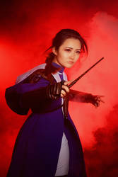 Cho Chang By Isis Blue Fire 31