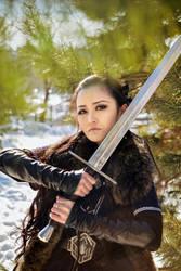 Fem.Thorin by IsisBlueFire 26