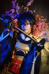 Mikazuki Munechika by Isis Blue Fire 2