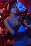 Mikazuki Munechika by Isis Blue Fire 7