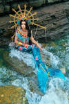 Suiren by Isis Blue Fire 12