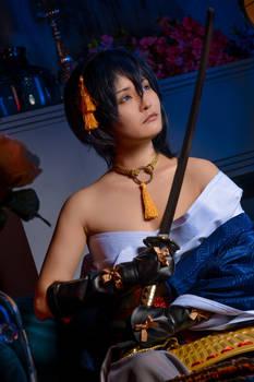 Mikazuki Munechika by Isis Blue Fire 12