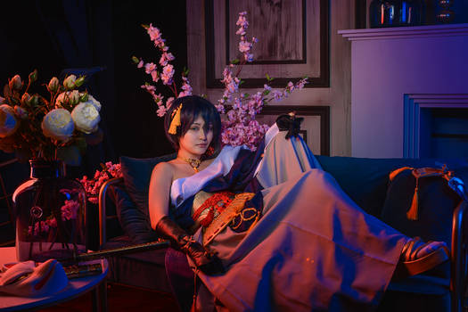 Mikazuki Munechika by Isis Blue Fire 18