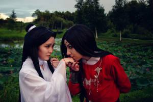 Xie Lian by Isis Blue Fire 6