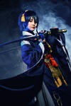 Mikazuki Munechika by Isis Blue Fire 19