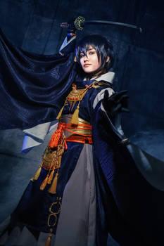 Mikazuki Munechika by Isis Blue Fire 21