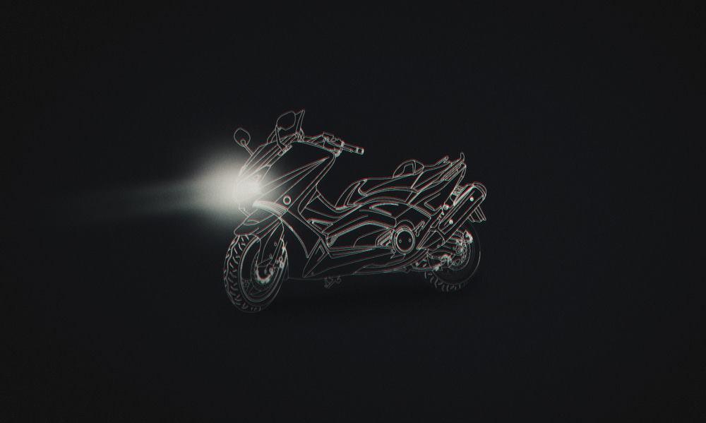 Yamaha Tmax 530 by Ayoubesc