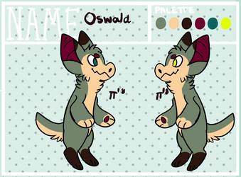 Oswald!!! by pi-erino