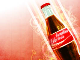 CocaCola Wallpaper by EpiclyAlice
