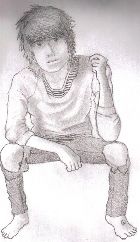 Christofer Drew Sketch by EpiclyAlice on DeviantArt