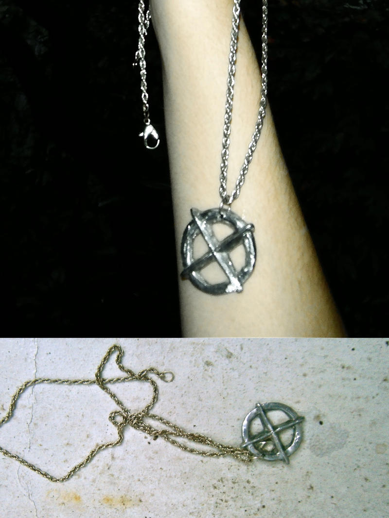 Operator Symbol Pendant First Attempt By Spin T On Deviantart