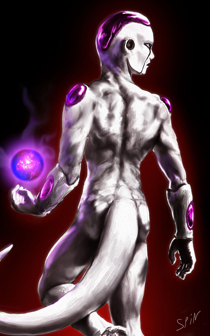 Frieza by spinoza1996