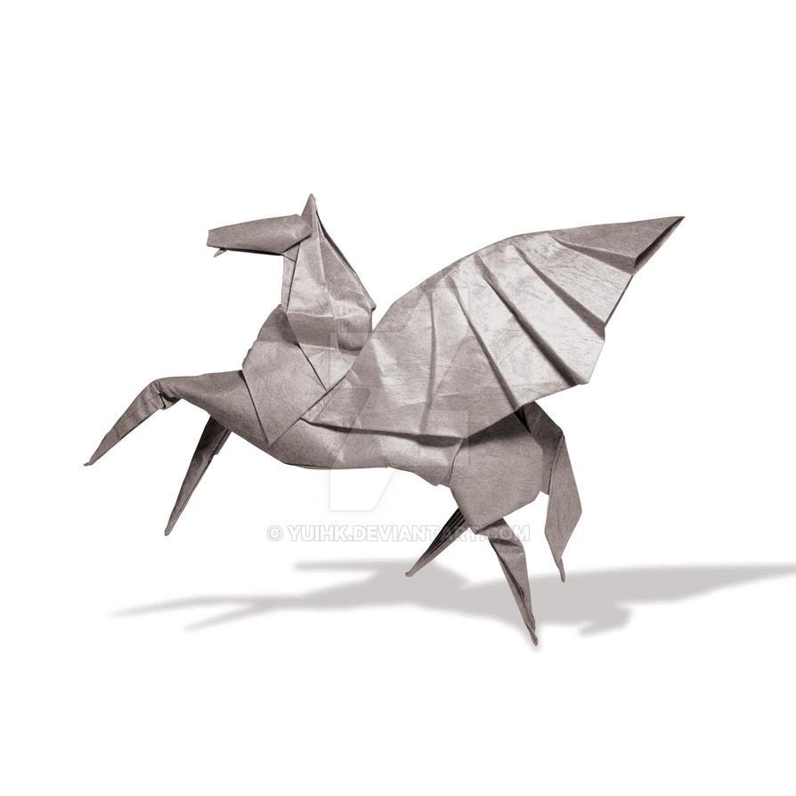 Flyhorse by YuiHK