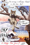 Wolf Pup short comic