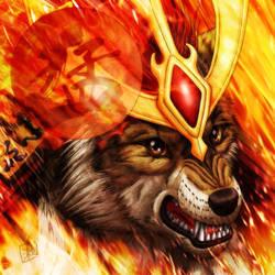 Wolf Spirit by SheltieWolf