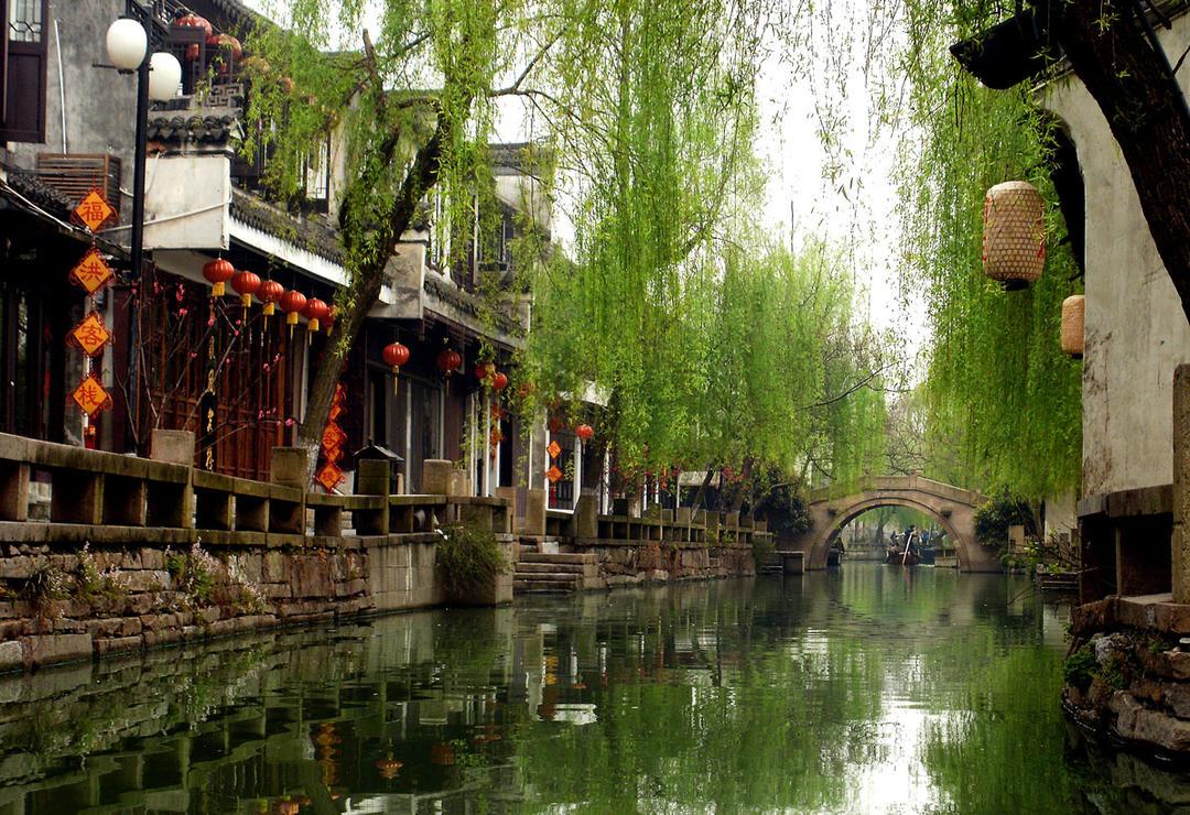 zhouzhuang china by SheltieWolf