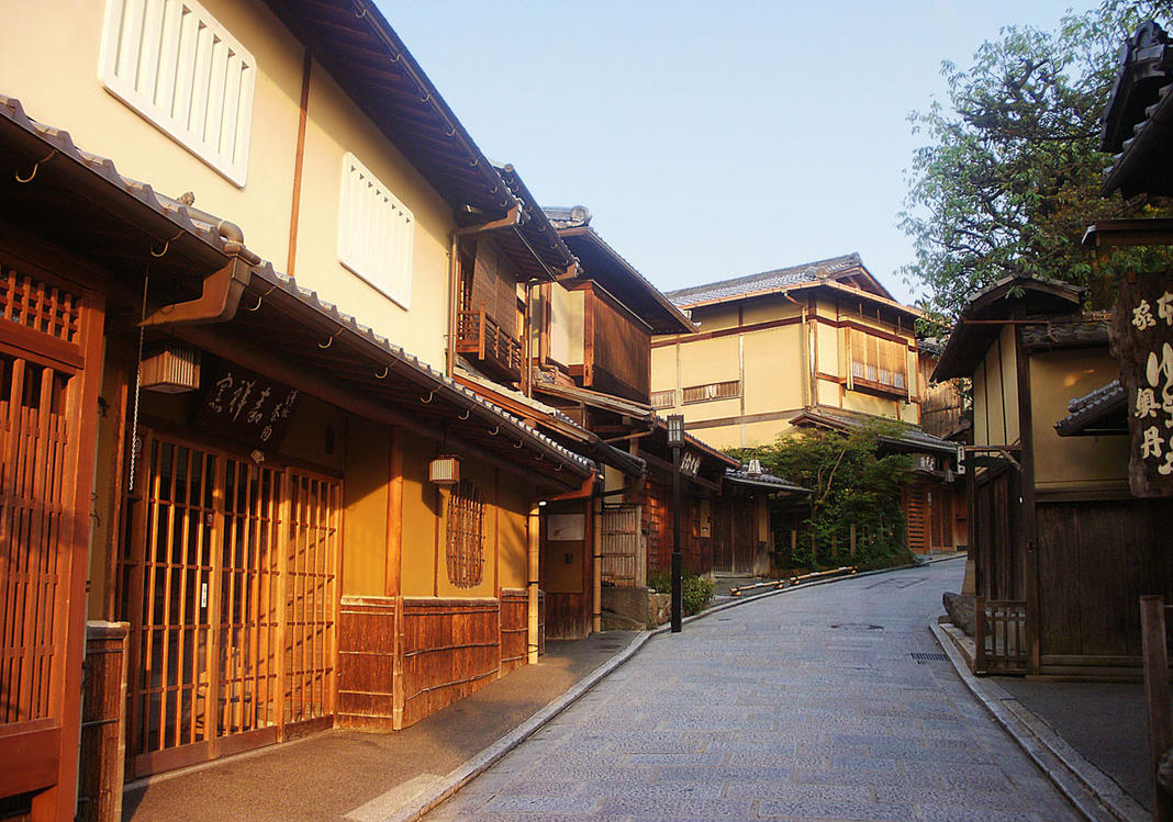 Kiyomizu Kyoto by SheltieWolf