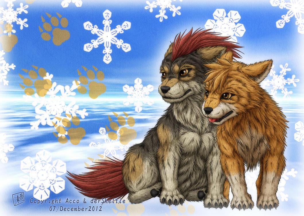 Wolf's dream by SheltieWolf