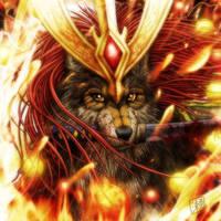 Wolf's Sword by SheltieWolf