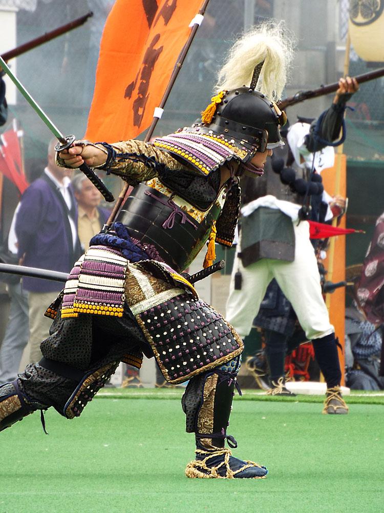 Samurai by SheltieWolf