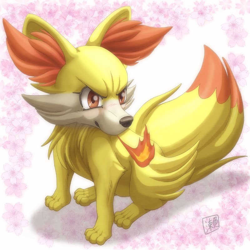 Fennekin by SheltieWolf