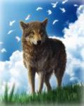 Wolf's Wind by SheltieWolf