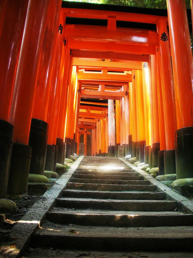 Fushimi Kyoto by SheltieWolf