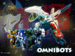 The New Omnibots by DriftsEdge