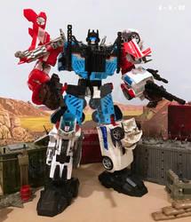 Combine Warriors Defensor by DriftsEdge