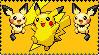 Pikachu Pichu by killerZoe