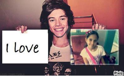 Harry Styles: I Love Daniela by AiidaQTinii