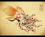 Autumn Enchantress by reinexmist