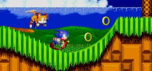 Sonic The Hedgehog 2 Remake