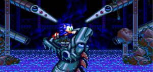 Sonic Spinball remake
