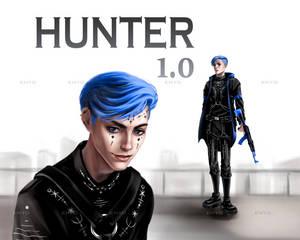 [CLOSED] ADOPT AUCTION #25 Hunter 1.0