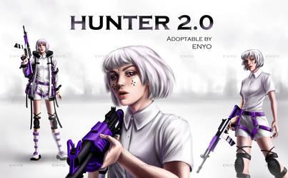 [CLOSED] ADOPT AUCTION #26 Hunter 2.0