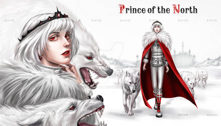 [CLOSED] ADOPT AUCTION #24 Prince of the North