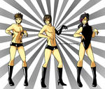 All the Single ladies by Tunazilla