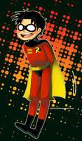 Second Robin by Tunazilla