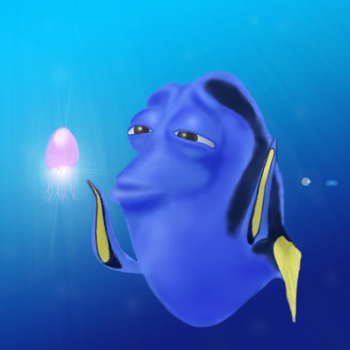 dory finding nemo squishyDory Finding Nemo Squishy