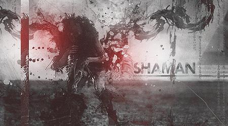 shaman by mantinieks007