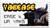 Yakease company stamp by swimdicks